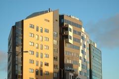 αρχιτεκτονικό θαύμα Στοκ Φωτογραφία