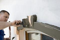 αρχιτεκτονικό στοιχείο Στοκ εικόνες με δικαίωμα ελεύθερης χρήσης
