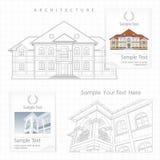 Αρχιτεκτονικό σχέδιο του κτηρίου με την προδιαγραφή απεικόνιση αποθεμάτων