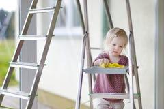 αρωγός λίγη μαμά s Στοκ εικόνες με δικαίωμα ελεύθερης χρήσης