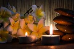 αρωματικά κεριά Στοκ Φωτογραφίες
