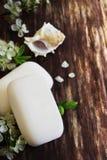 Αρωματικό σαπούνι Στοκ εικόνα με δικαίωμα ελεύθερης χρήσης