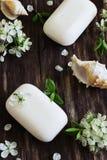 Αρωματικό σαπούνι Στοκ εικόνες με δικαίωμα ελεύθερης χρήσης