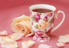 αρωματικό τσάι Στοκ Φωτογραφία