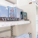 Αρώματα Versace Στοκ φωτογραφία με δικαίωμα ελεύθερης χρήσης