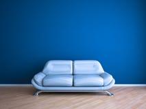 ασήμι μπλε Στοκ Εικόνες