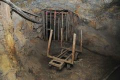 ασήμι ορυχείων Στοκ Φωτογραφίες