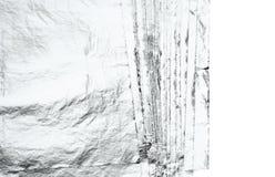ασήμι φύλλων Στοκ Εικόνα