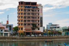 Ασία Βιετνάμ Οδός στην πόλη Στοκ φωτογραφία με δικαίωμα ελεύθερης χρήσης