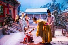 Ασία Κίνα, κηροπλαστική Palaceï ¼ ŒHistorical του Πεκίνου Minghuang και πολιτιστικό τοπίο της δυναστείας Ming στην Κίνα Στοκ φωτογραφίες με δικαίωμα ελεύθερης χρήσης