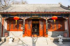 Ασία Κίνα, Πεκίνο, πάρκο Zizhuyuan, αρχιτεκτονική τοπίων, παλάτι Στοκ Εικόνες