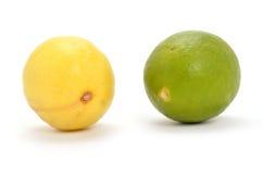ασβέστης λεμονιών Στοκ Εικόνες