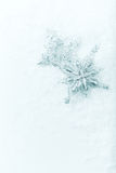 Ασημένια αστέρια Χριστουγέννων Στοκ φωτογραφία με δικαίωμα ελεύθερης χρήσης