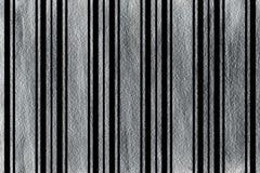 Ασημένια ριγωτή ανασκόπηση Στοκ φωτογραφίες με δικαίωμα ελεύθερης χρήσης