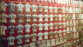 ασημένια votives, Νάπολη Στοκ Εικόνα