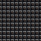 Ασημένιος τοίχος μυθιστοριογραφίας (άνευ ραφής σύσταση) Στοκ φωτογραφίες με δικαίωμα ελεύθερης χρήσης