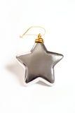 ασημένιο αστέρι Στοκ φωτογραφίες με δικαίωμα ελεύθερης χρήσης