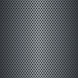 Ασημένιο μεταλλικό υπόβαθρο πλέγματος Στοκ εικόνα με δικαίωμα ελεύθερης χρήσης