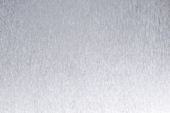 Ασημένιο υπόβαθρο με τις γραμμές και τα σπινθηρίσματα Στοκ Εικόνες