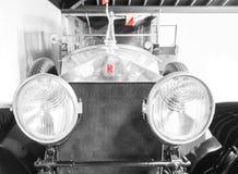 Ασημένιο φάντασμα Rolls-$l*royce Στοκ Εικόνες