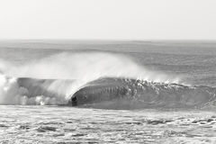 ασημένιο surfer Στοκ φωτογραφία με δικαίωμα ελεύθερης χρήσης