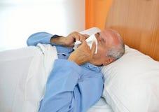 Ασθένεια στη γήρανση στοκ φωτογραφία