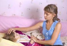 ασθένεια στοκ φωτογραφία με δικαίωμα ελεύθερης χρήσης