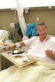 ασθενής νοσοκομείου Στοκ Εικόνες