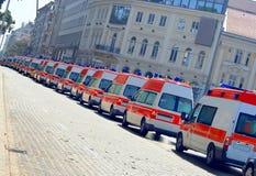 ασθενοφόρα Στοκ φωτογραφία με δικαίωμα ελεύθερης χρήσης