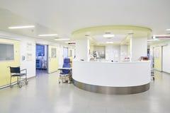 Ασθενοφόρο έκτακτης ανάγκης νοσοκομείων Στοκ Εικόνες