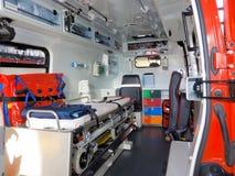 ασθενοφόρο Στοκ Εικόνα