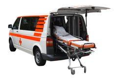 ασθενοφόρο Στοκ Φωτογραφία