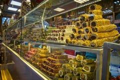 Ασιατικά γλυκά στην αγορά στοκ φωτογραφία με δικαίωμα ελεύθερης χρήσης