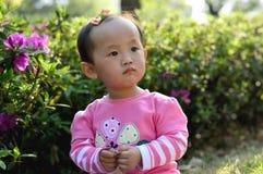 Ασιατικά παιδιά Στοκ Εικόνα