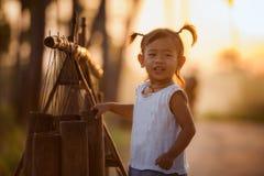 ασιατικά παιδιά Στοκ εικόνα με δικαίωμα ελεύθερης χρήσης