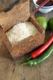 Ασιατικά συστατικά τροφίμων Στοκ Εικόνες