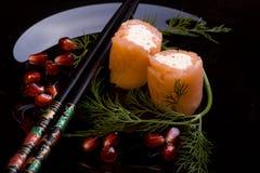 Ασιατικά τρόφιμα 1 Στοκ Εικόνες