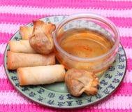 ασιατικά τρόφιμα Στοκ Φωτογραφίες