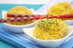 ασιατικά noodles Στοκ φωτογραφία με δικαίωμα ελεύθερης χρήσης