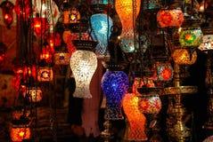 Ασιατικές λάμπες φωτός Στοκ Φωτογραφία