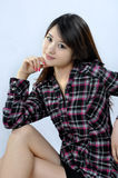 Ασιατικές γυναίκες Στοκ Εικόνα