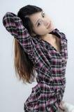 Ασιατικές γυναίκες Στοκ Φωτογραφίες