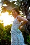 ασιατικές νεολαίες γυναικών Στοκ Φωτογραφία