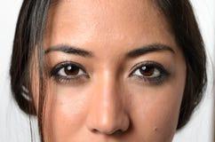 ασιατικές νεολαίες γυ&nu Στοκ εικόνες με δικαίωμα ελεύθερης χρήσης