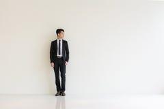 ασιατικές νεολαίες επιχειρηματιών στοκ φωτογραφία με δικαίωμα ελεύθερης χρήσης