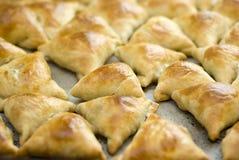 ασιατικές πίτες midle Στοκ Εικόνες