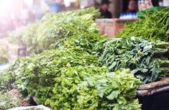 ασιατική αγορά Στοκ εικόνες με δικαίωμα ελεύθερης χρήσης