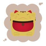 Ασιατική γάτα. Στοκ φωτογραφία με δικαίωμα ελεύθερης χρήσης
