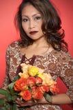 ασιατική γυναίκα Στοκ Φωτογραφίες