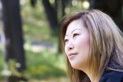 ασιατική γυναίκα Στοκ φωτογραφίες με δικαίωμα ελεύθερης χρήσης
